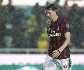 Montolivo es uno de los jugadores llamados a abandonar el Milan este verano. EFE/EPA/Archivo