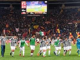 Les revenus de naming du stade de la Juventus vont tripler. EFE/EPA