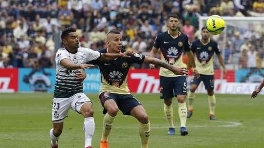 Alfaro quiere a Mateus Uribe. EFE