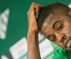 Campbell spent last season on loan at Real Betis. EFE