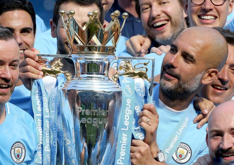 Premier League - Manchester City : Pep Guardiola jusqu'en 2021