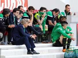 Sporting CP continua com uma semana super atribulada.EFE