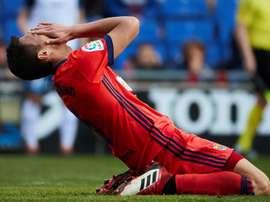 Le défenseur central pourrait quitter la Real Sociedad. EFE