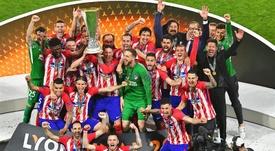 El Atlético prepara ya la próxima campaña. EFE
