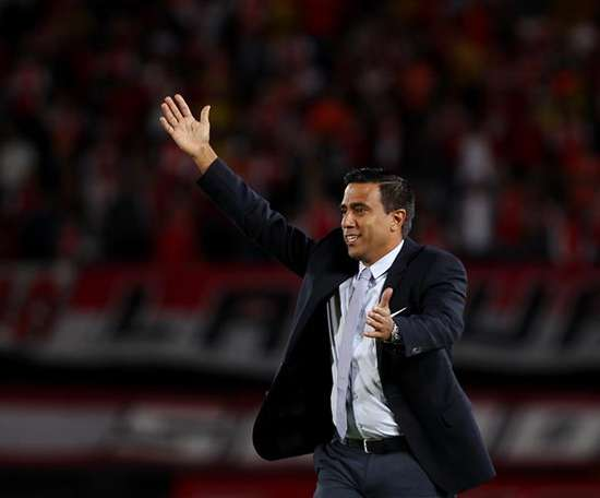 César Farías habría lesionado a Quiñónez. EFE/Archivo