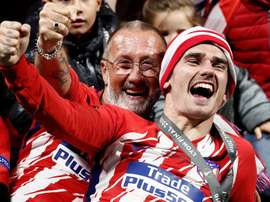 Griezmann appears likely to join Barcelona. EFE