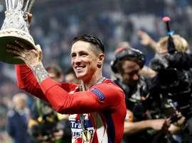 El Beijing Renhe quiere llevarse a Torres a la Liga China. EFE