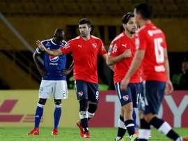 Independiente se verá las caras con Central Ballester. EFE/Archivo
