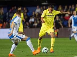 Villarreal souhaite repêcher le Colombien. EFE