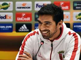 Abel Ferreira fez a análise do que pode ser o duelo com o FC Porto. EFE