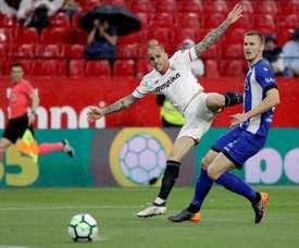 L'attaquant retournera à Everton. EFE