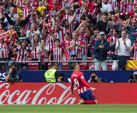 Torres bagged a brace on his farewell appearance. EFE
