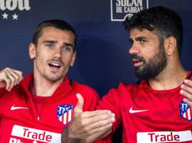 Morata está prestes a chegar ao Atlético de Madrid. EFE