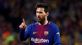 Messi es un gran aficionado a los videojuegos. EFE/Archivo
