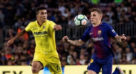 Digne is seen as a long-term successor to Leighton Baines. EFE