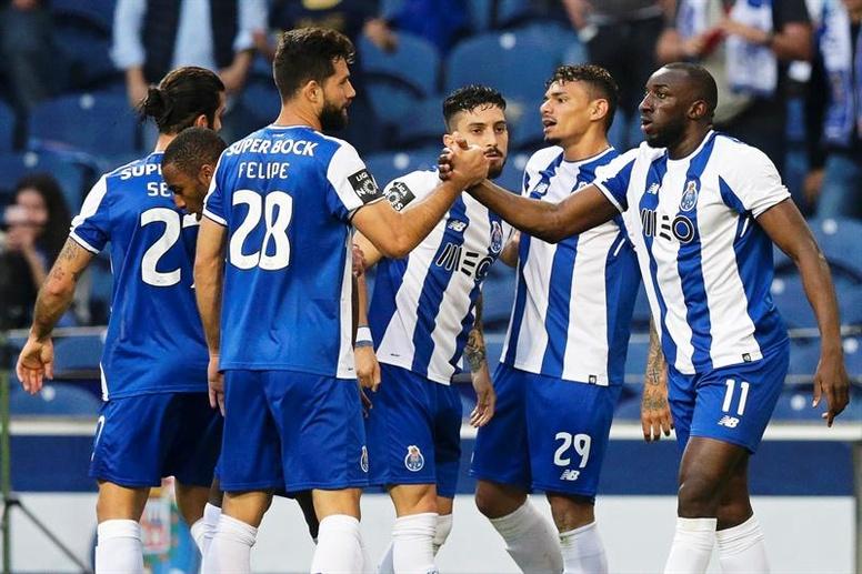 Resultat d'imatges de Oporto 5-0 Chaves