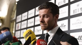 Xabi Alonso regresará al club donde empezó su carrera. EFE/Archivo