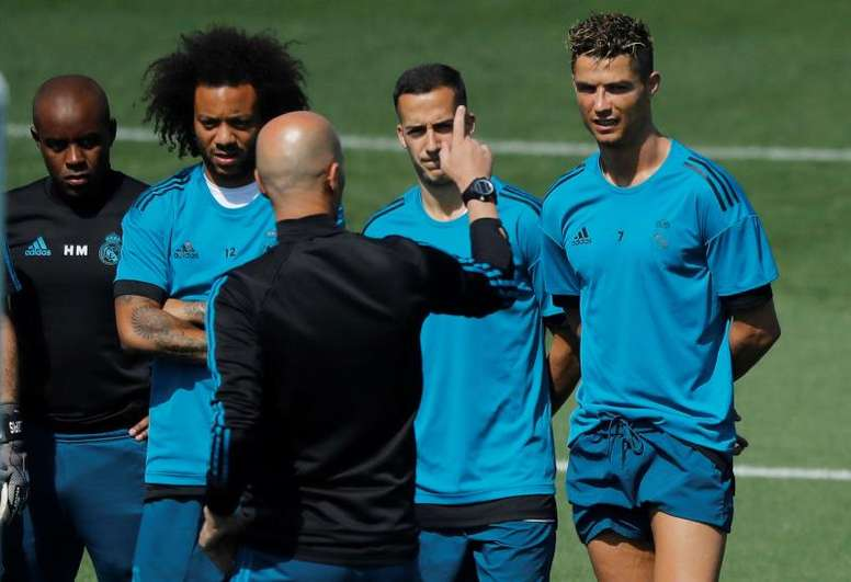 Lo de Zidane puede traer consecuencias. EFE