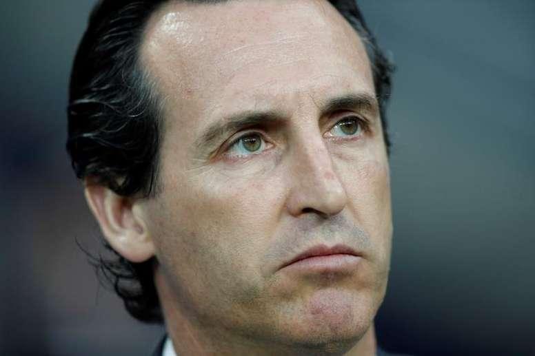 Unai Emery veut remettre Arsenal dans la course aux titres. EFE