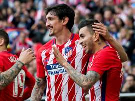 Savic could leave Diego Simeone's team for Chelsea or Juventus. EFE