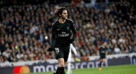 El Barcelona ha negado haber negociado ya con Rabiot. EFE/Archivo