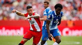 Carlos Sánchez no seguirá en el Espanyol. EFE/Archivo