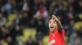 Pour De Laurentiis, Falcao n'est pas au niveau pour Naples. EFE