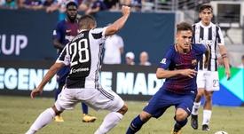 Denis Suárez se marchará del Barça. EFE