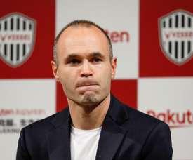 Babunski pone en buen nivel el fútbol de Japón. EFE