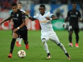 Raphinha, nouveau joueur du Sporting Portugal. AFP