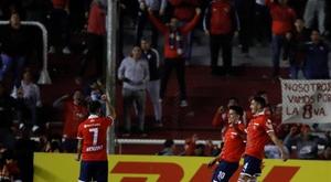 Argentina hace pleno en la Libertadores. EFE