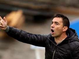 Garitano sabe que el Leganés no está dispuesto a vender a los dos jugadores. EFE/Archivo