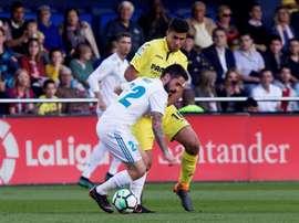 Les compos probables du match de Liga entre Villarreal et le Real. EFE