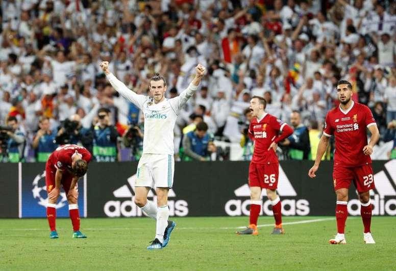 Gareth Bale UEFA Champions League. EFE/EPA