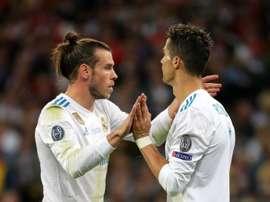 Lopetegui ne veut pas charger Bale de responsabilités. EFE/EPA