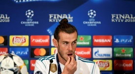 Gareth Bale's future had been uncertain. EFE