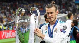 Bale reconoció haberlo pasado mal el día de la 'Decimotercera'. EFE