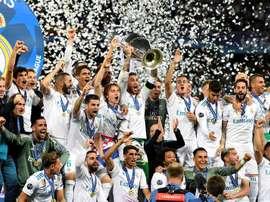 L'UEFA a fait son choix. EFE