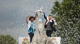 El Madrid pide prudencia y responsabilidad: si gana LaLiga, no irá a Cibeles. EFE