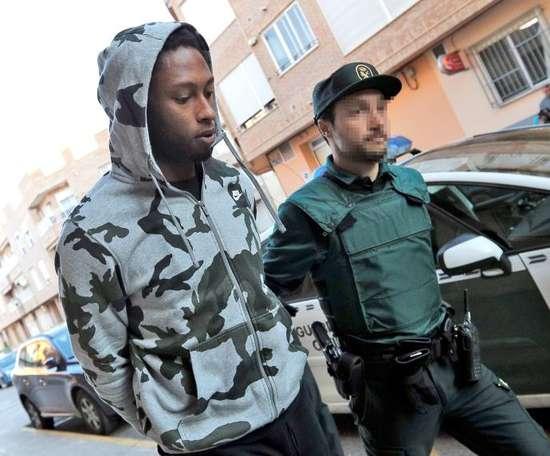 Ruben Semedo talked about his ordeal in prison. EFE