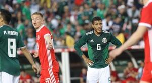 Dos Santos de retour au Mexique ? EFE