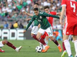 The Mexian pleaded with his nation's fans. EFE
