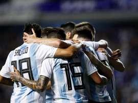 Argentina no jugará ante Israel. EFE
