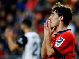 Odriozola will have to wait until the club appoint a new boss. EFE
