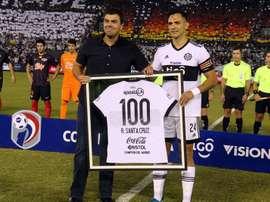 Un veterano casi novato en la Libertadores. EFE