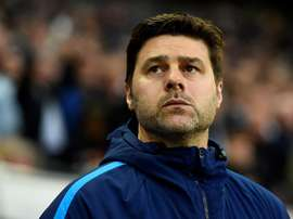 Pochettino is the No. 1 candidate for the Madrid job. EFE