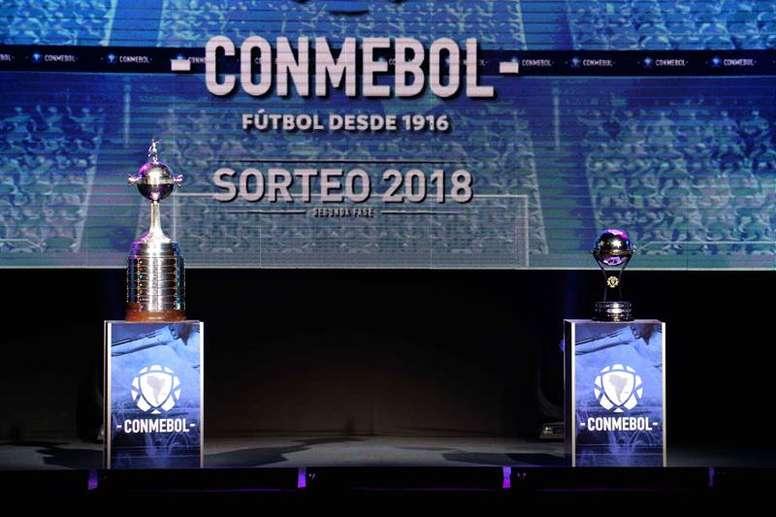 O segundo capítulo da venda de ingressos para a final da Libertadores. EFE