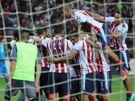 Chivas volvió a ganar. EFE/Archivo