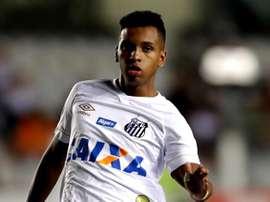Santos cayó ante Novorizontino. EFE/Archivo