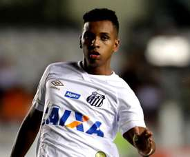 Rodrygo will move to Real in 2019. EFE/Archivo
